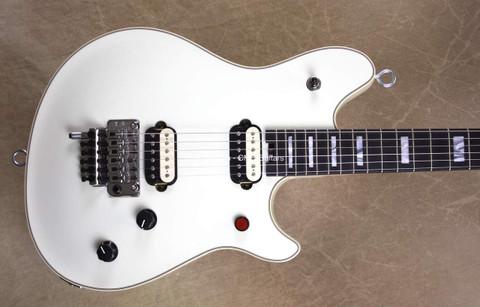 EVH Wolfgang USA Signature Ivory Ebony Fretboard Guitar