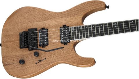 Jackson Pro Series Dinky DK2 Natural Okoume Guitar