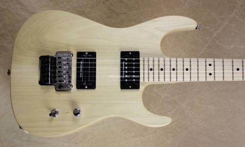 Charvel USA Custom Shop Dinky 2H Poplar NAMM Show Guitar