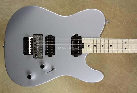 Charvel Pro Mod San Dimas Style 2 Tele HH Satin Silver Guitar