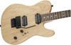 Charvel Pro Mod San Dimas Style 2 HH FR Tele Dark Rosewood Fretboard Natural Ash Guitar