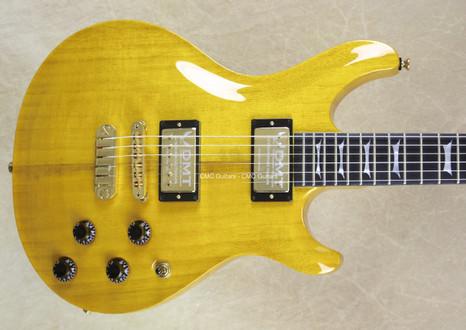 Dean USA Custom Shop LTD #1 Korina Icon NAMM Guitar
