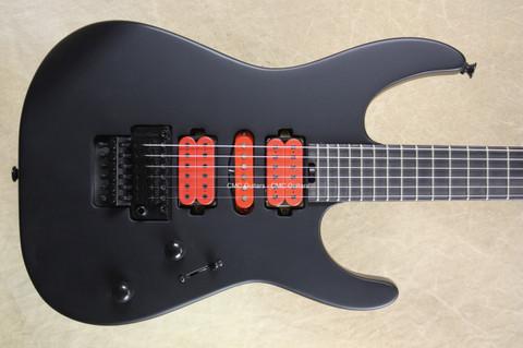 Charvel Pro Mod LTD Super Stock DK24 Satin Black Guitar
