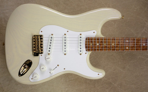 Fender Custom Shop LTD American Custom Strat NOS Roasted Stratocaster Honey Blonde
