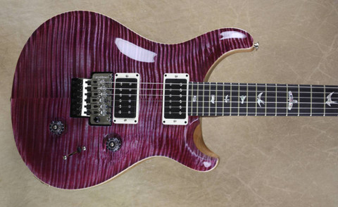 PRS Paul Reed Smith Custom 24 Floyd Violet 10 Top Rosewood Neck
