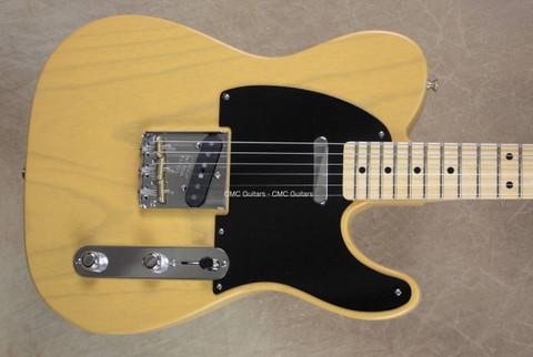 Fender Custom Shop '53 Telecaster NOS Butterscotch Blonde Tele Guitar