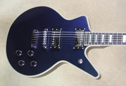 Dean Cadi LTD 40th Anniversary Flip Blue Purple Cadillac Guitar