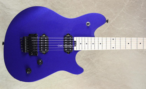 EVH Wolfgang Standard Mystic Metallic Blue Guitar