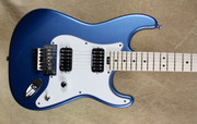Charvel USA SoCal Custom Shop 2H Lake Placid Blue Guitar