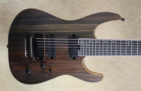 Jackson Pro Series Dinky DK7 Rosewood Top 7 String Guitar