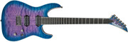 Jackson Pro Series SL2Q HT MAH Mahogany Soloist Quilt Maple Top Northern Lights