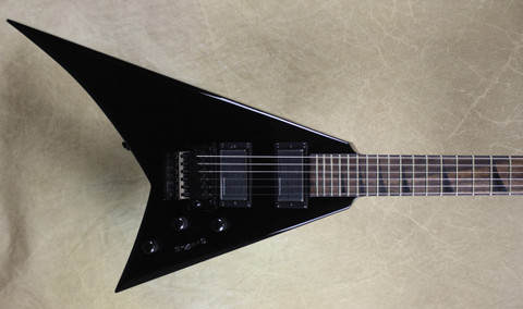 Jackson X Series Rhoads RRX24 Gloss Black Guitar