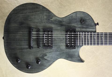 Jackson Pro Series Monarkh SC Ash Charcoal Ash Guitar