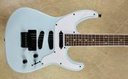 Jackson X Series SL4X Soloist Daphne Blue Guitar