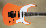Jackson X Series SL4X Soloist Neon Orange Guitar