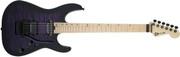 Charvel Pro Mod DK24 FR M QM Trans Purple Burst Guitar