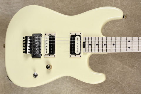Charvel USA Custom Shop San Dimas 2H Vintage White Guitar
