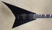 Jackson USA Custom Shop RR1 Randy Rhoads Satin Black Guitar