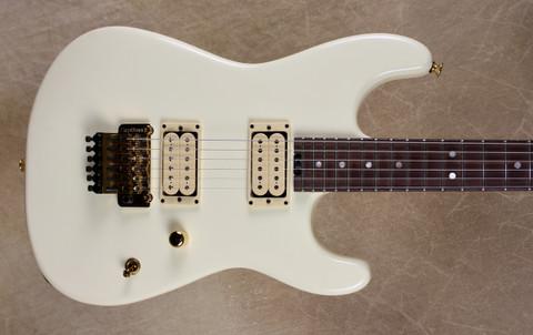 Charvel 2014 USA San Dimas Custom Shop Vanilla Shake Guitar
