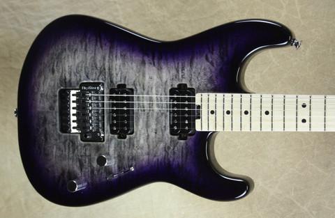 Charvel Pro Mod San Dimas Style 1 FR M QM Purple Haze Guitar