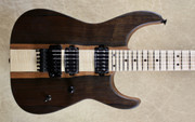 Jackson USA Custom Shop SL2H Soloist Mike Shannon Built Malaysian Blackwood Top Guitar