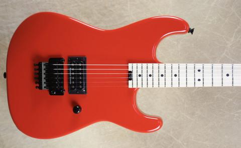 Charvel USA Custom Shop San Dimas 1H Ferrari Red Guitar