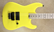 Charvel USA Custom Shop San Dimas 1H Graffiti Yellow Guitar