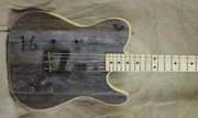 Fender Custom Shop Yuriy Shishkov Masterbuilt Front Row LTD Esquire Telecaster Guitar
