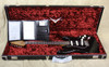 Fender Custom Shop LTD Black Roasted Dual-Mag Strat Relic Stratocaster Guitar