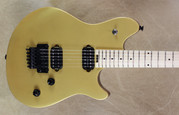 EVH Wolfgang Standard Gold Top Guitar Upgraded with FU Tone Brass Block