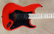 Charvel USA SoCal Custom Shop 2H Ferrari Red Guitar