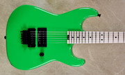 Charvel USA Custom Shop San Dimas 1H Slime Green Guitar