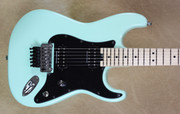 Charvel USA SoCal Custom Shop 2H Surf Green Guitar