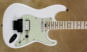 Charvel USA SoCal Custom Shop HS Mint Pickguard Snow White Guitar