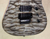 Jackson USA Custom Shop SL2H-MAHQ Soloist Gunsmoke Guitar
