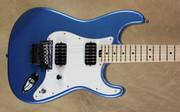 Charvel USA SoCal Custom Shop 2H Lake Placid Blue Guitar