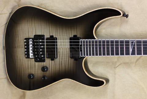 Jackson Limited Edition Wildcard Series Soloist SL2FM Guitar with FU Tone Floyd Rose Upgrades