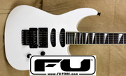 Jackson USA Select Soloist SL1 Snow White Guitar with FU Tone Upgrades