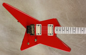 Charvel USA Custom Shop Star Rocket Red Guitar
