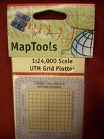 UTM Grid Plotter, Pocket size