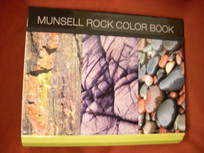 Geological Rock-Color Chart