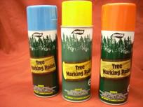 Aerosol Tree Marking Paint