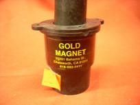 Gold Plunger Magnet