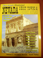 Nevada Ghost Towns and Desert Atlas Vol. 2
