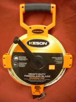 Keson Fiberglass 200' Measuring Tape