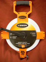 Keson Fiberglass 300' Measuring Tape
