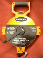 Keson Fiberglass 165' Measuring Tape