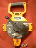 Keson Fiberglass 50' Measuring Tape