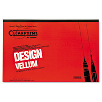 Clearprint 10X10 Grid Vellum