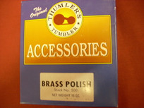 Tumbler Brass Polish - 15 oz